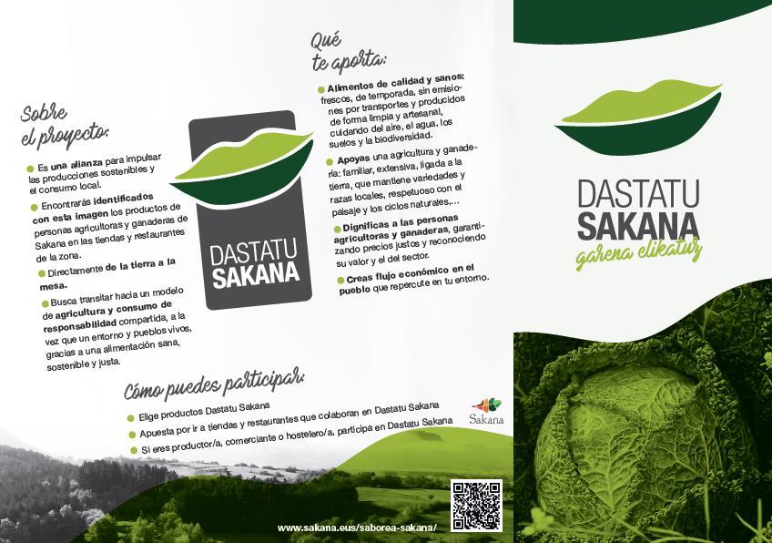 Presentamos DASTATU SAKANA, Garena Elikatuz – Una iniciativa de producción y consumo local