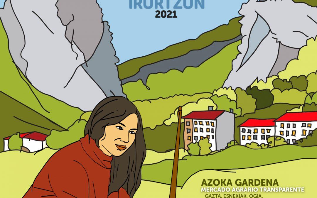 El 12 de septiembre vuelve la feria de Irurtzun y Arakil